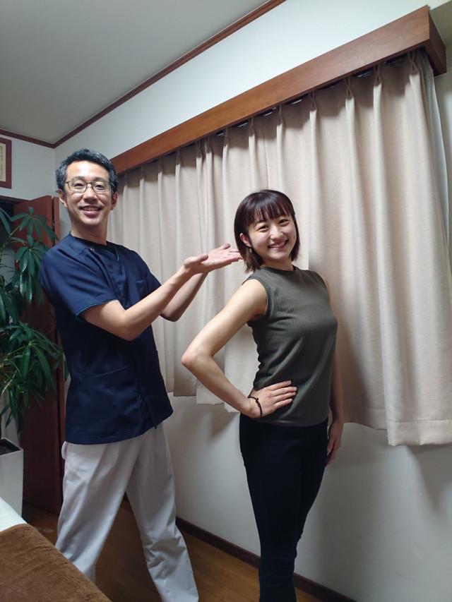 バレエダンサーと写真